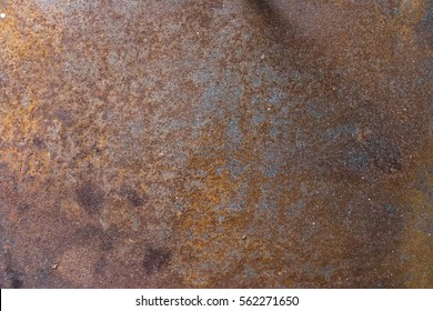 Close-up rust texture