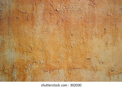 Close-up of rusted steel plate, suitable as background or abstract
