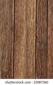 Closeup of rustic wood