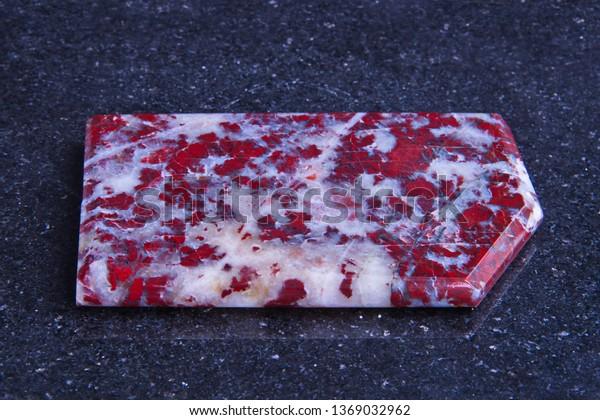 Amazing Red Jasper Stone