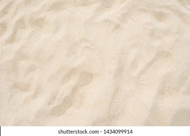 Close-up Sand beach texture beautiful. Full frame shots.