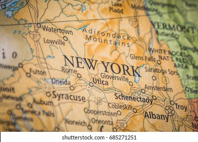 New York Road Map Images Stock Photos Vectors Shutterstock