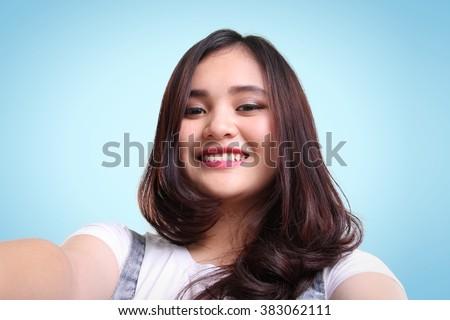 teen selfshot pics