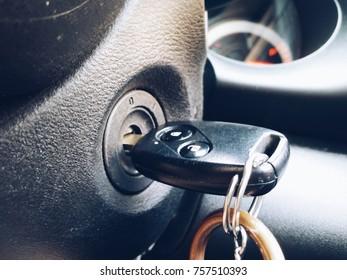 Close-up shot of Car Locksmiths