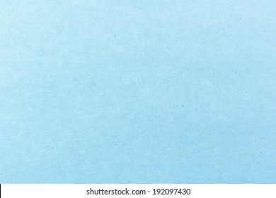 Close-up shot of light blue paper texture pattern for background