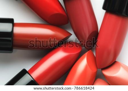 closeup shot of red