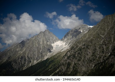 A closeup shot of the Staller Sattel Rasen-Antholz in Italy