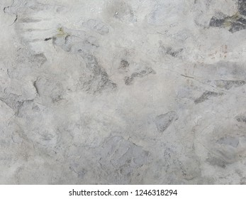 Closeup of smooth grey stone background
