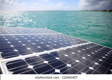 Boat Solar Panel Images, Stock Photos & Vectors   Shutterstock