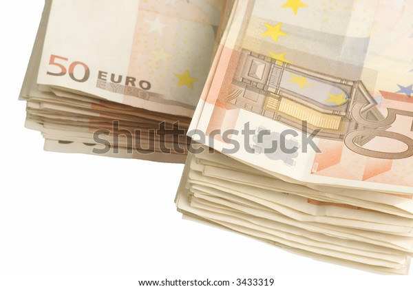 Close-up of some cash money, ready to use for your needs