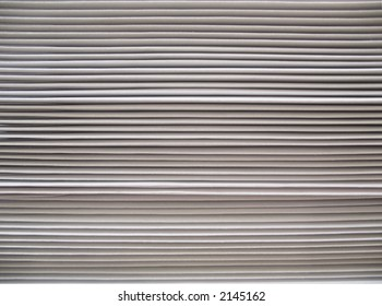Close-up of stacked envelopes
