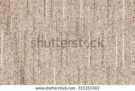 Closeup Surface Of Brown Carpet Texture Background At The Seminar Room Pattern