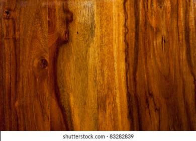 Close-up teak wood textured background