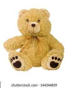 Close-up of a teddy bear