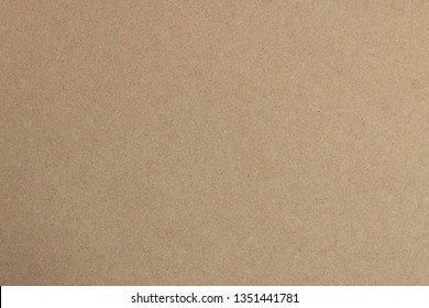 Close-up of texture pattern background paper brown kraft.