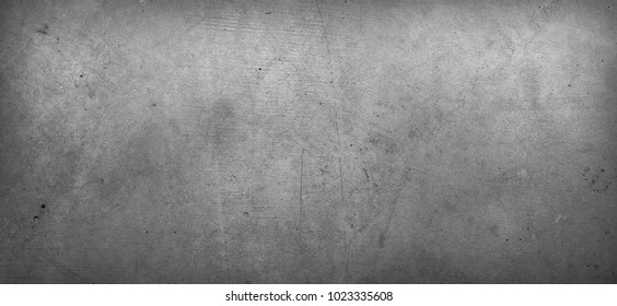 Closeup of textured grey concrete wall