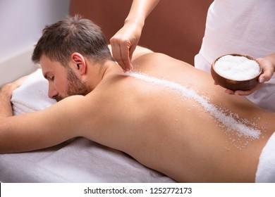body scrub män