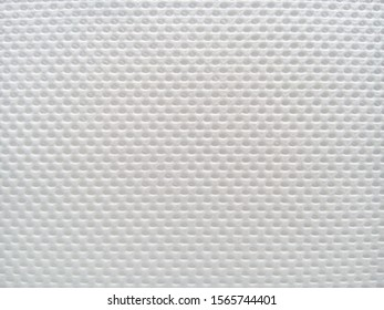 Closeup of toilet paper or tissue texture background.