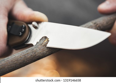 Survival Knife Images, Stock Photos & Vectors | Shutterstock