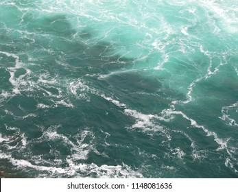 closeup water texture