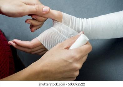 Elastic Bandage Images Stock Photos Vectors Shutterstock