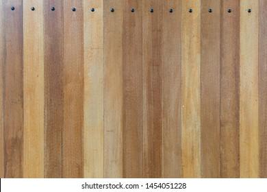 Closeup wood plank texture background
