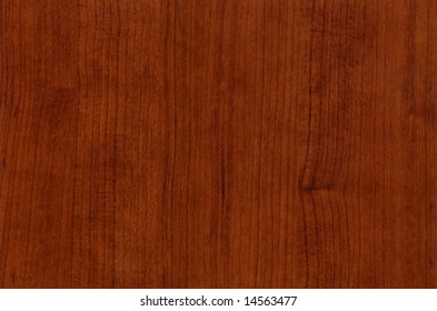Close-up wooden HQ Pensylwania Cherry texture to background