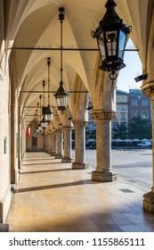 The Kraków Cloth Hall - UNESCO World Heritage Site