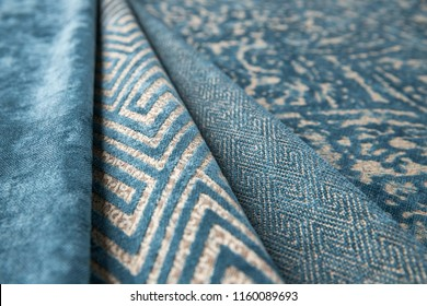 cloth in the layout, material stack
