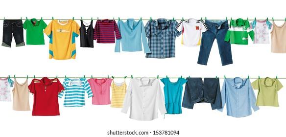 cloth line