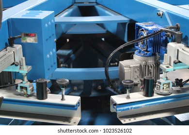 Cloth manufacturing factory machine equipment