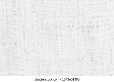 Cloth Wallpaper of artistic grey wale linen canvas texture. Cloth Blanket or Curtain of pattern and copy space for text decoration.