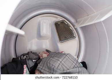 Clothes dryer in Laundry