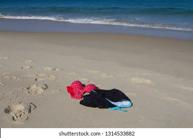 clothes on a beach nudism)