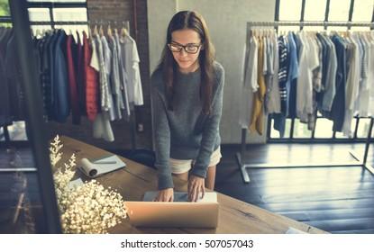 Clothes Shop Costume Dress Fashion Store Style Concept