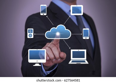Cloud Computing Concepts on Screen