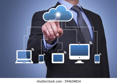 Cloud Computing Concepts Touching