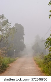 Cloud Mountain,Fog,Sky,Landscape