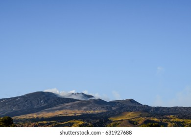 Cloud on the Mountain