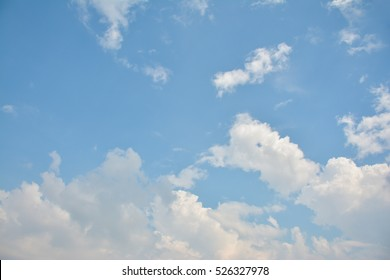 cloud on sky