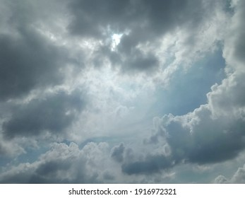 cloud overcast, which is located in west java Indonesia.