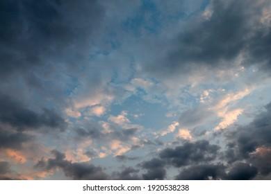 Cloud Photos in the Sky