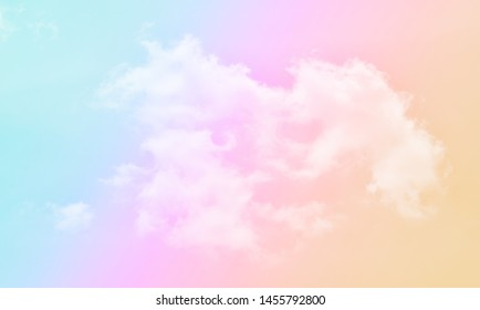 ee337d71575e Pastel Colored Clouds Images, Stock Photos & Vectors | Shutterstock