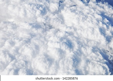 Cloud texture - can be used as background