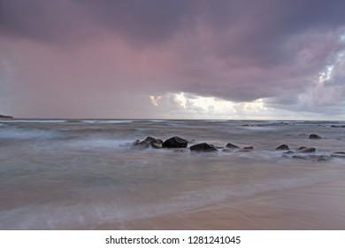 Clouds At Daybreak
