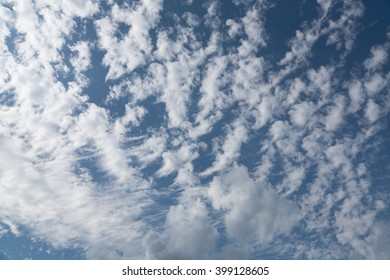 Clouds on a Sunny Day