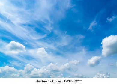 Clouds are shaped in a way that changes shape and movement.