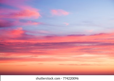 clouds in the sky,the sunset,the sunrise ,the reflection of the sun on clouds,evening sky,sky,color oblaka,bright ,colorful clouds