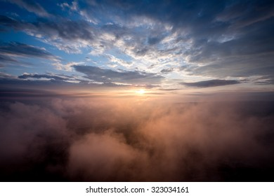 Clouds of sunrise