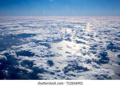 Clouds - Tasman Sea